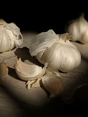 garlic for headache